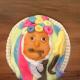 Fetzen-Cupcake