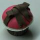 Geschenk-Cupcake