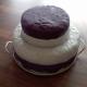 Zweistöckige Torte
